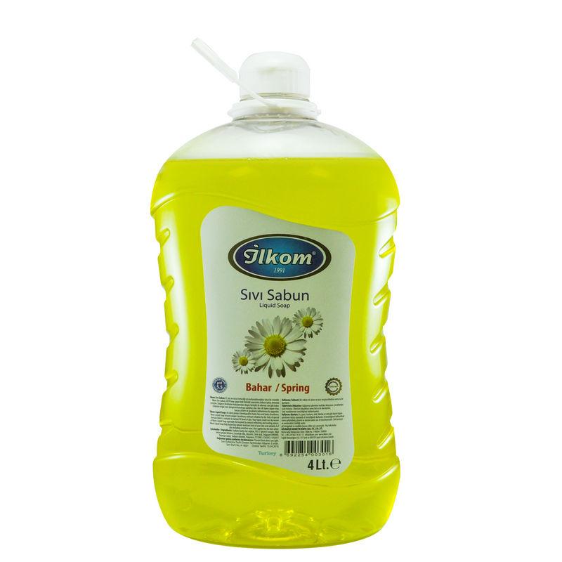 İlkom Sıvı El Sabun - Gül - 2L