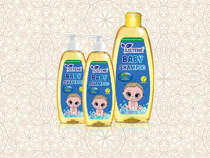 Bebek Saç ve Vücut Şampuanı